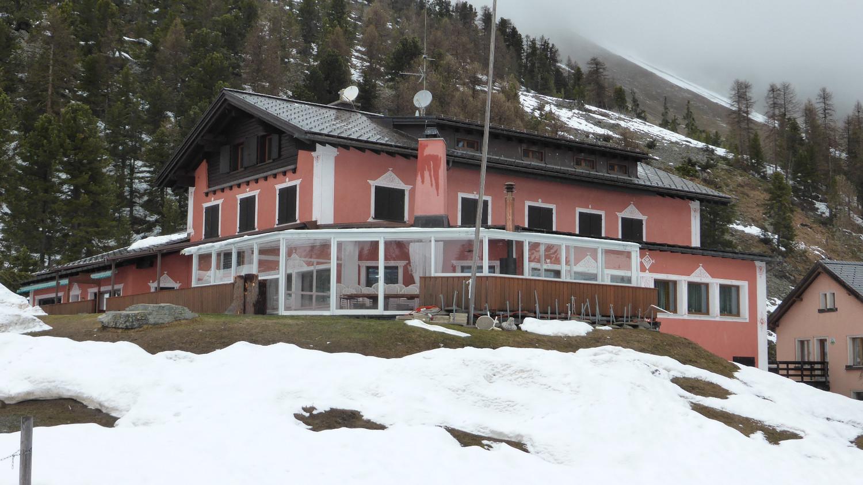Hôtel Roseg