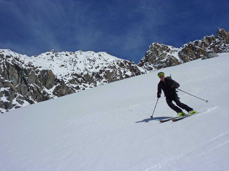 ski pas mauvais ..