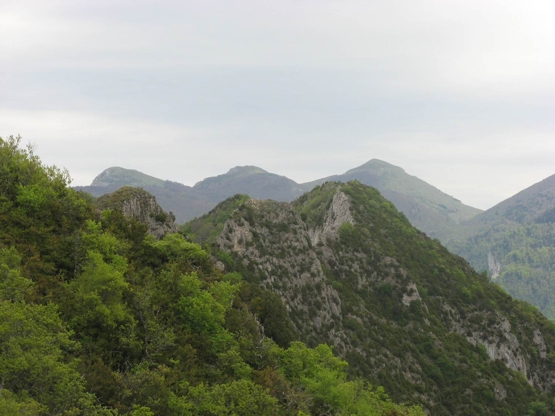 Panorama - Au fond Les trois becs