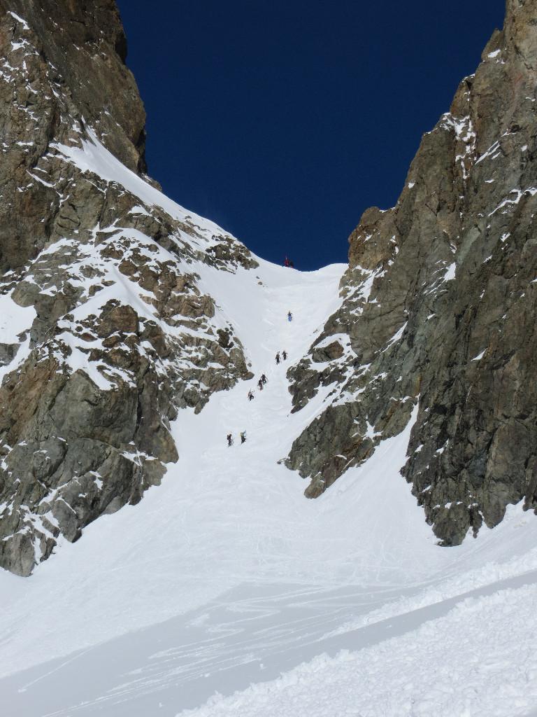 J2 montée Col de la Casse Déserte