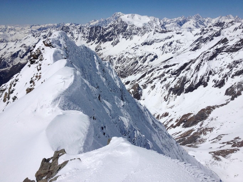 Mont-Blanc et Vélan