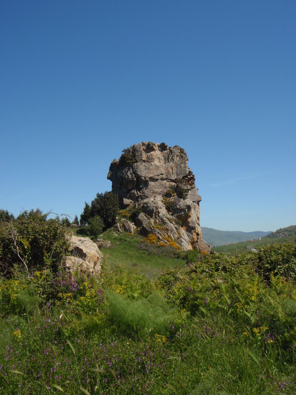 le rocher de Bronte