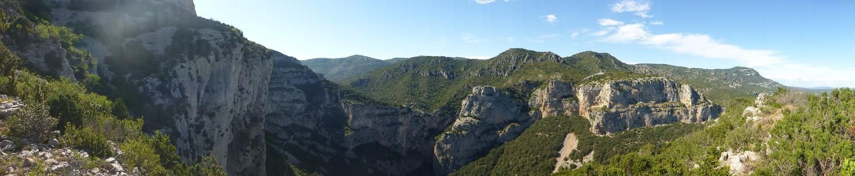 Panorama de descente