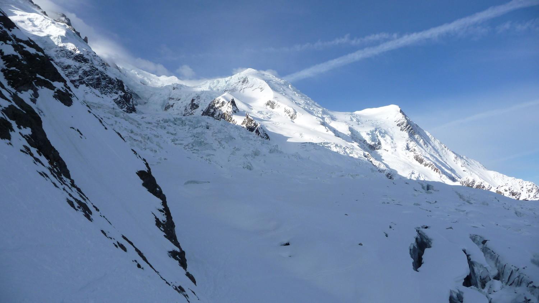 Aiguille et Dôme du Gouter