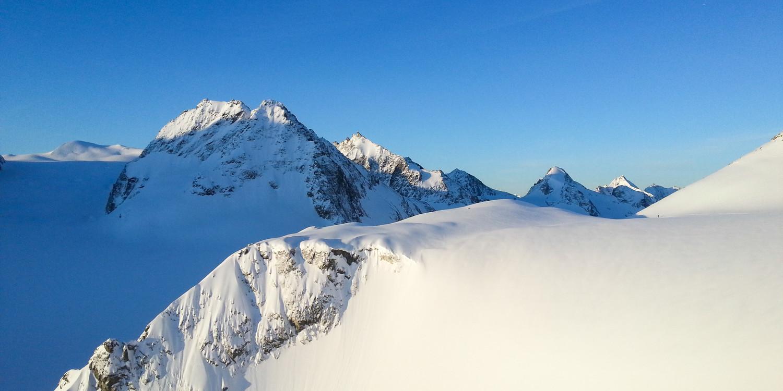 Le petit mont Colon depuis les Vignettes