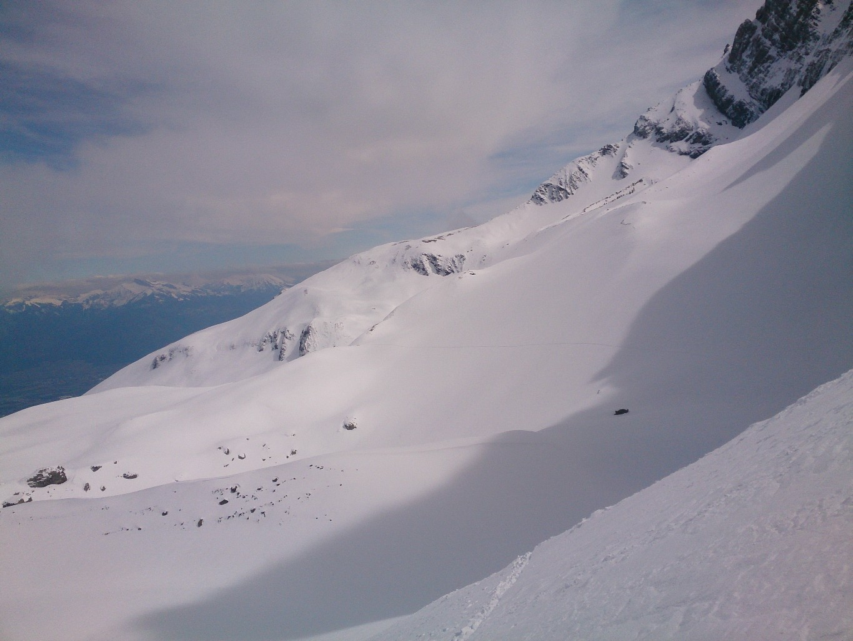 Glacier de Soi