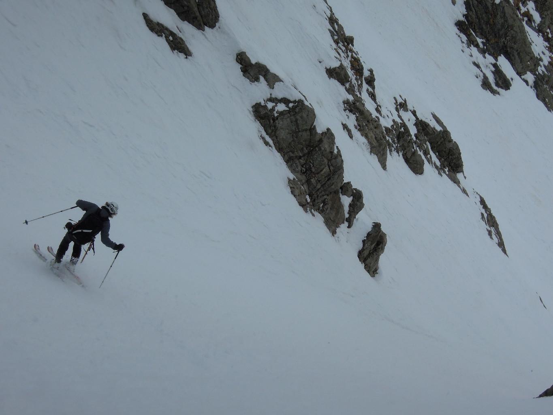 On se fait enfin plaisir à skier!!