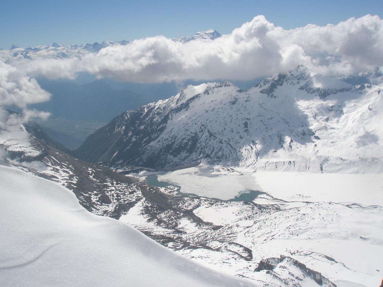 lac en dégel