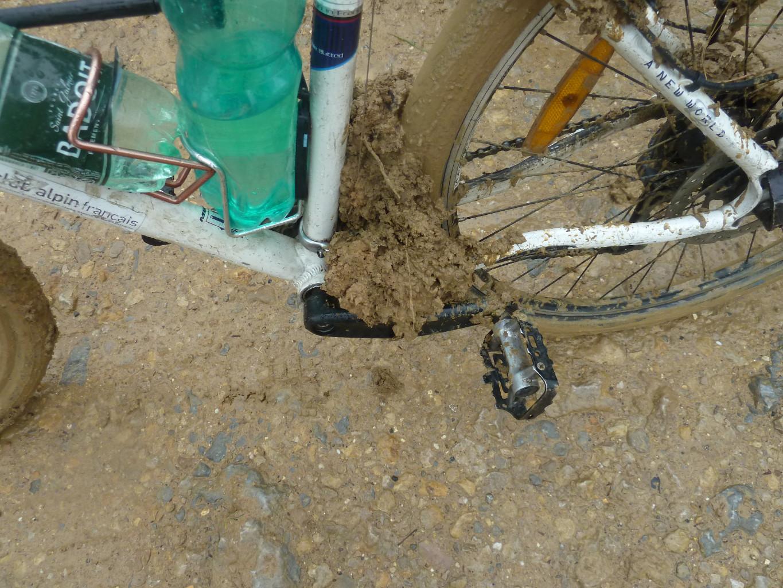 La boue de Bugarach