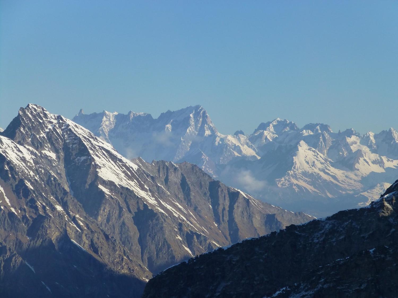 Massif Mt Blanc