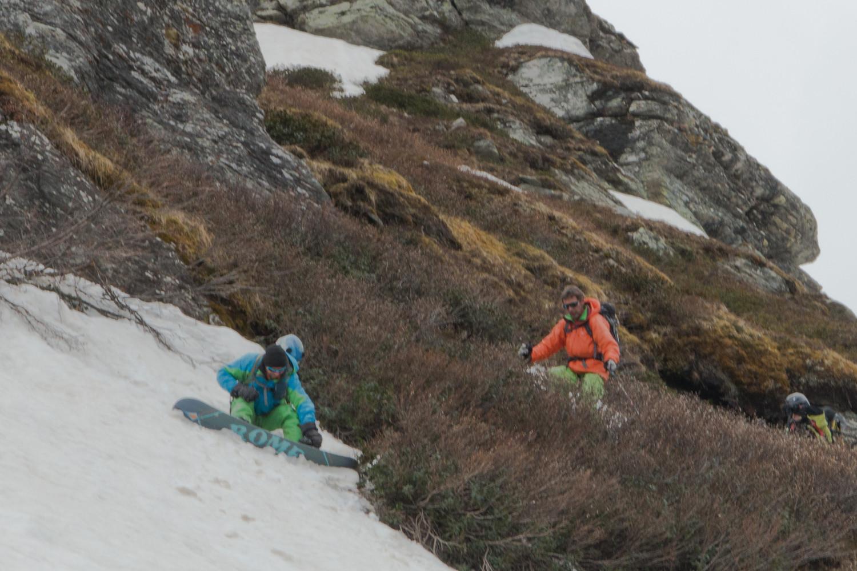 Le ski, il y que ça de vrai ;)