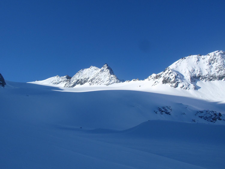 J1 - Glacier de Boveire