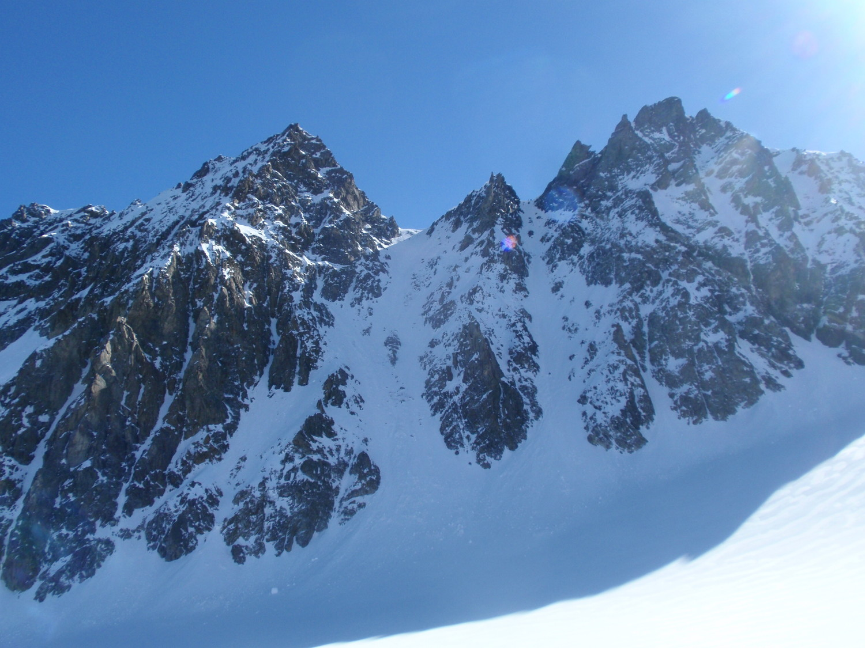 J1 - Glacier de boveire - conditions