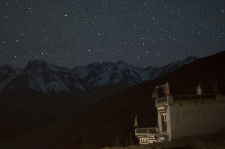 Nuit à Hemis Shukpachu