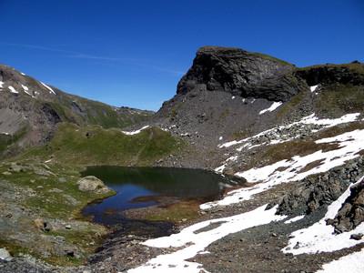 Un lac de Tormottaz