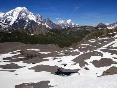 Lac du glacier des Chavannes