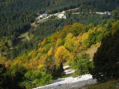 Le Col de Porte, 1326m