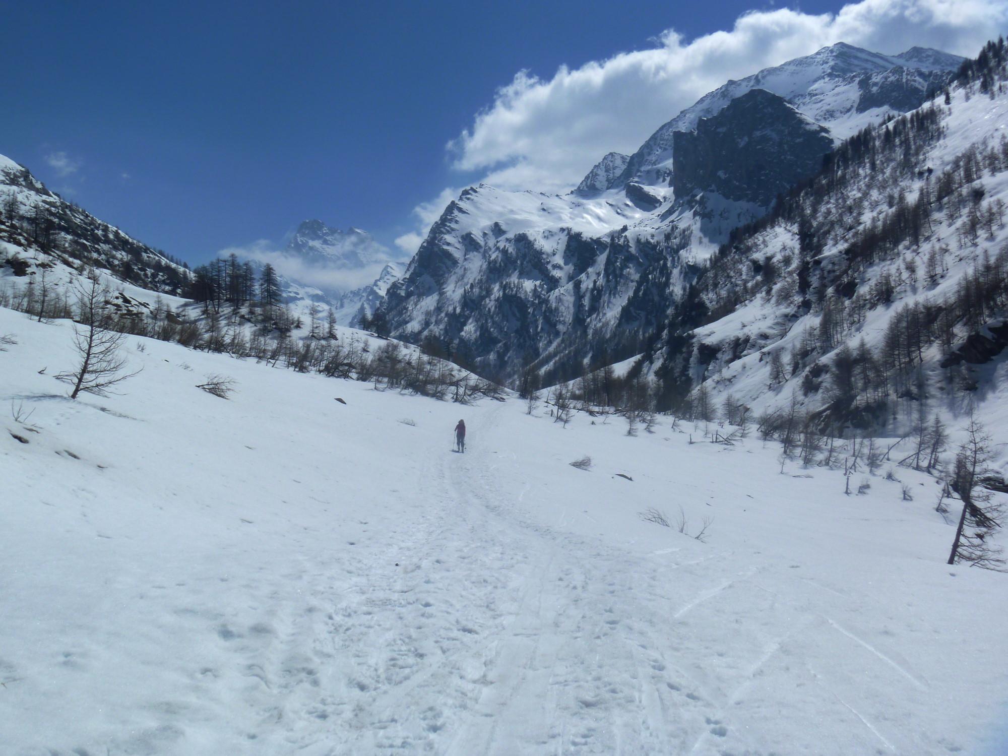 tour du mont viso j3 rifugio quintino sella traversette l echalp ctoc org