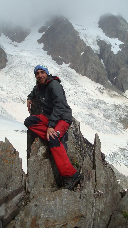 Aiguille des Glacier Kuffner