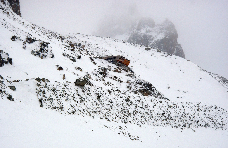 Refuge d'Argentière
