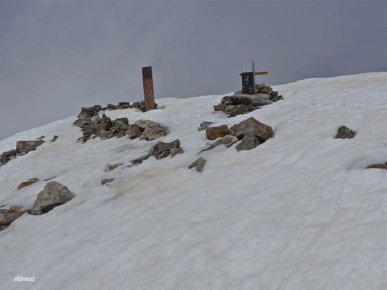 Mt Clapier.