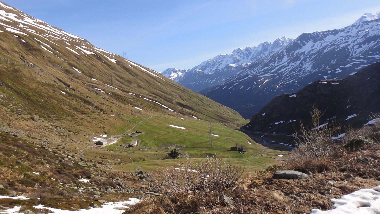 Monts Telliers : petite frayeur du matin : où est la neige ?