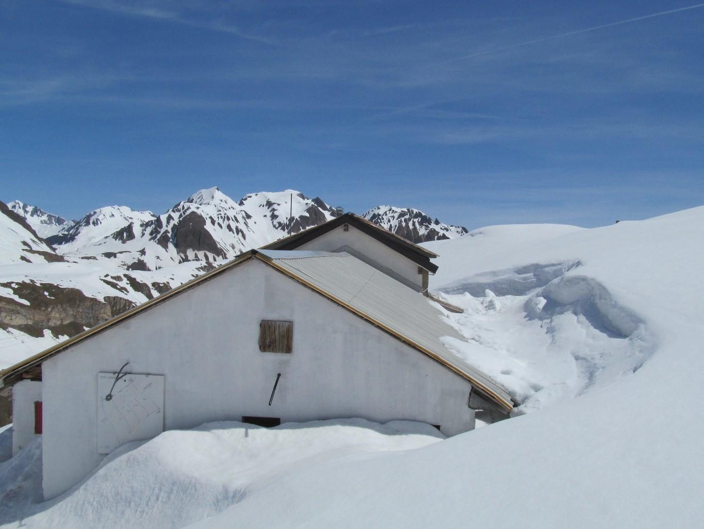 rifugio Mores