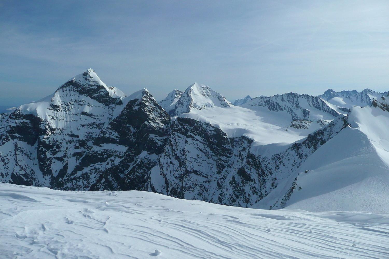 Jungfrau Monch ed Eiger