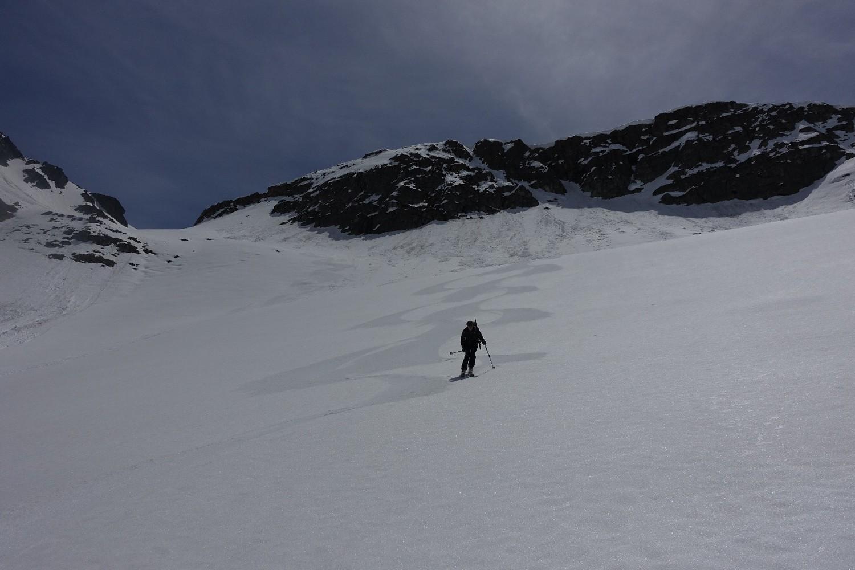 Ski sur du velours