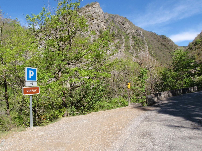 Parking de la Passerelle du Bés