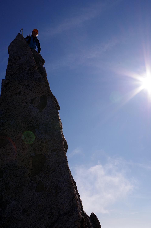 Punta della Roccia Baitone