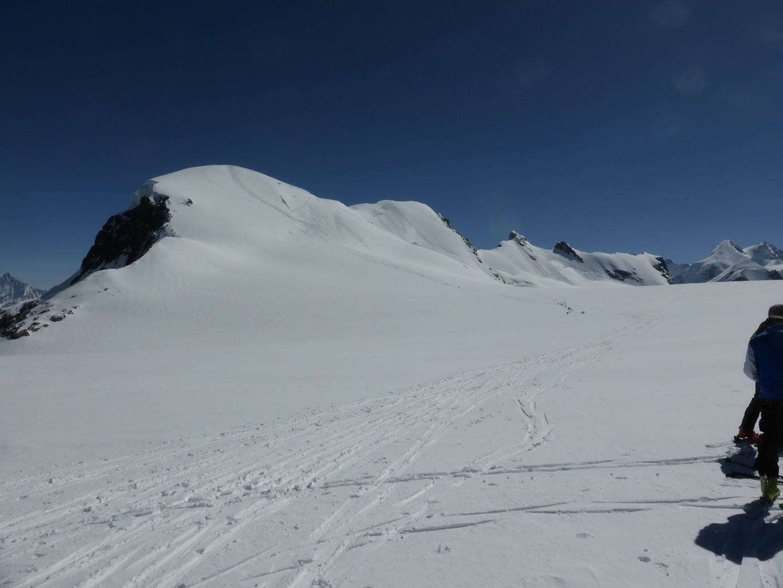 Large ce versant S du Breithorn