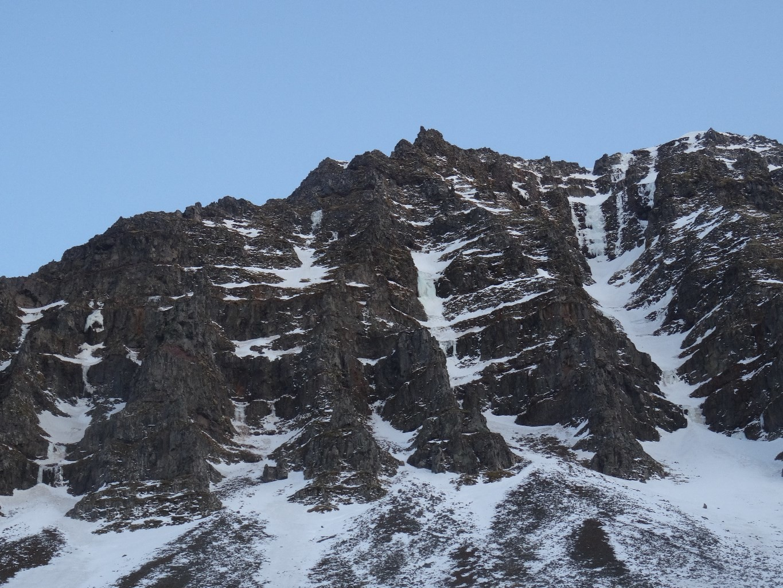 Bonus: Hadegisjfjall près de Bolungarvik.