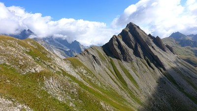 Le mont Percé