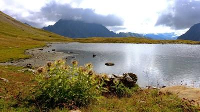 Lac du mont Percée