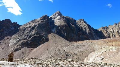 Bec Bovet ou Mont Ross