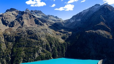 Col Livournea versant Valpelline