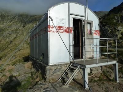 cabane Mont-Roig