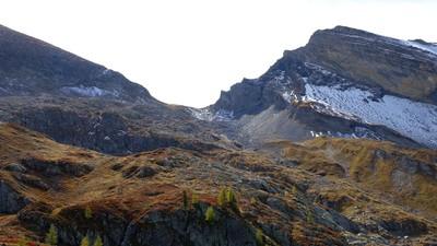 Col d'Émaney versant Salanfe