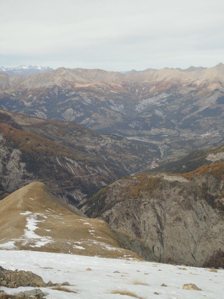 Vallée de l'Ubaye.