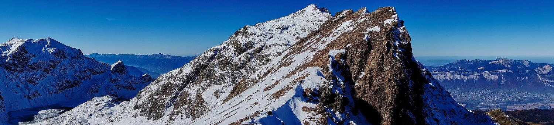 Panoramique du Col Couttet...