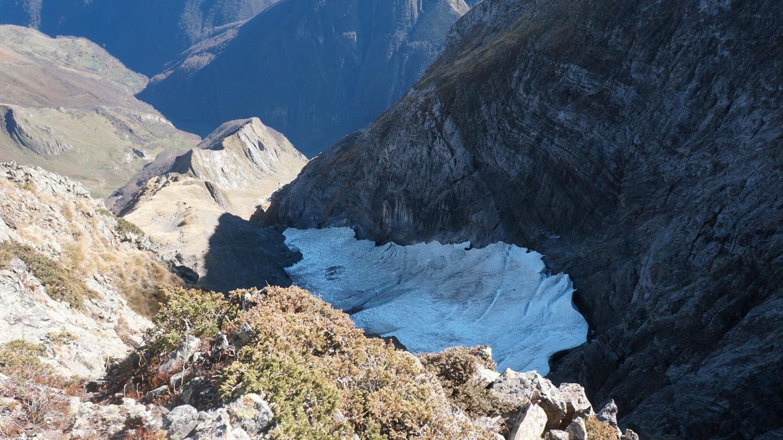Glacier d'Arcouzan