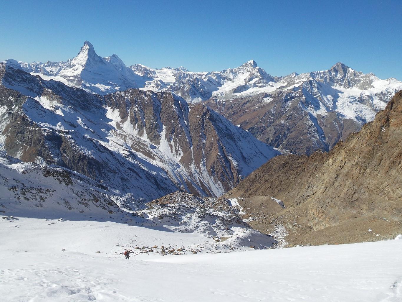 Vers 3300 m