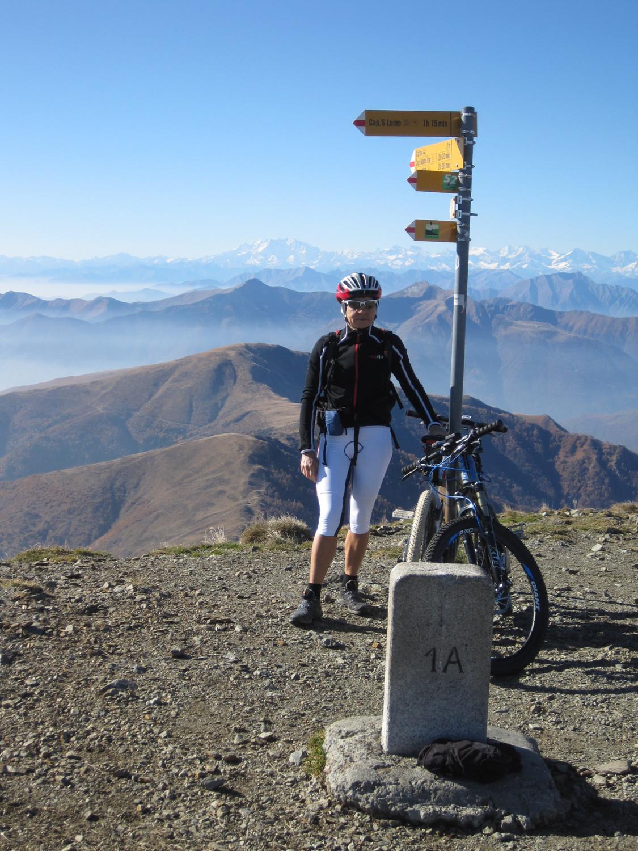 Cima svizzera e Monte Rosa