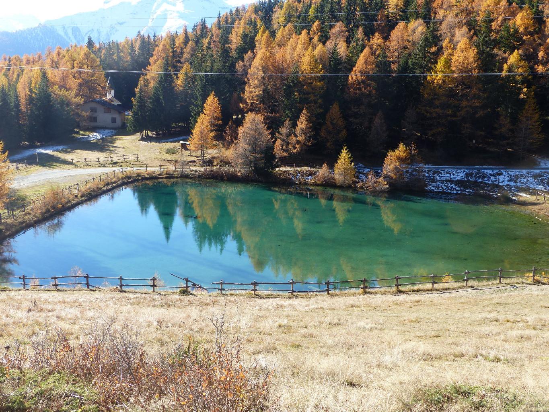 lac du col de Joux