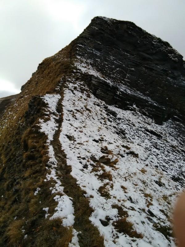 Entre Chamosseran et Armènaz
