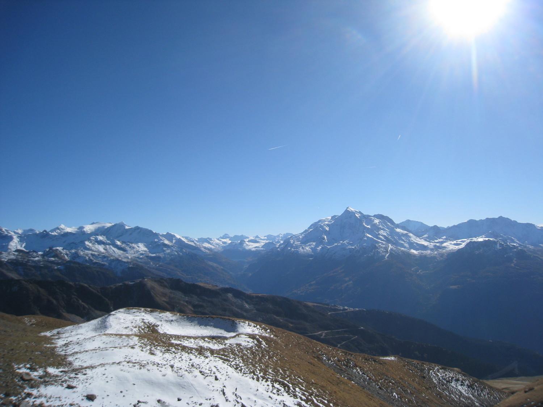 vers Vanoise : Pourri, gde Casse - -Pte 2795m