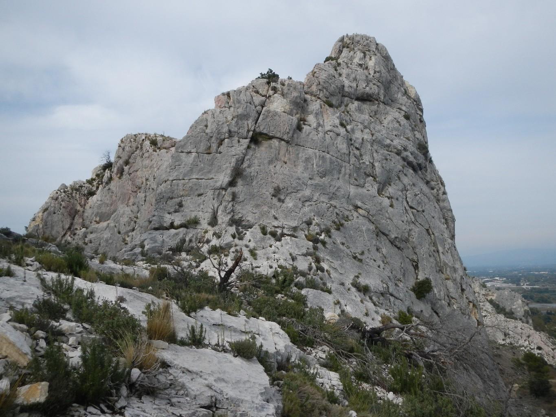 Orgon, Pointe Sikamolle
