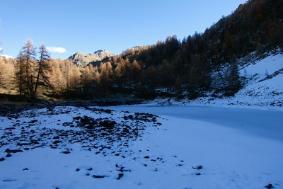 Lago di Charey