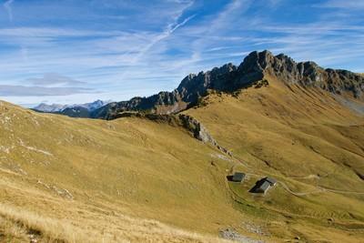 Col de Chavan et pointe de Chavasse